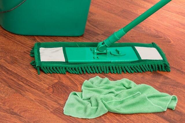 Autoclean mop